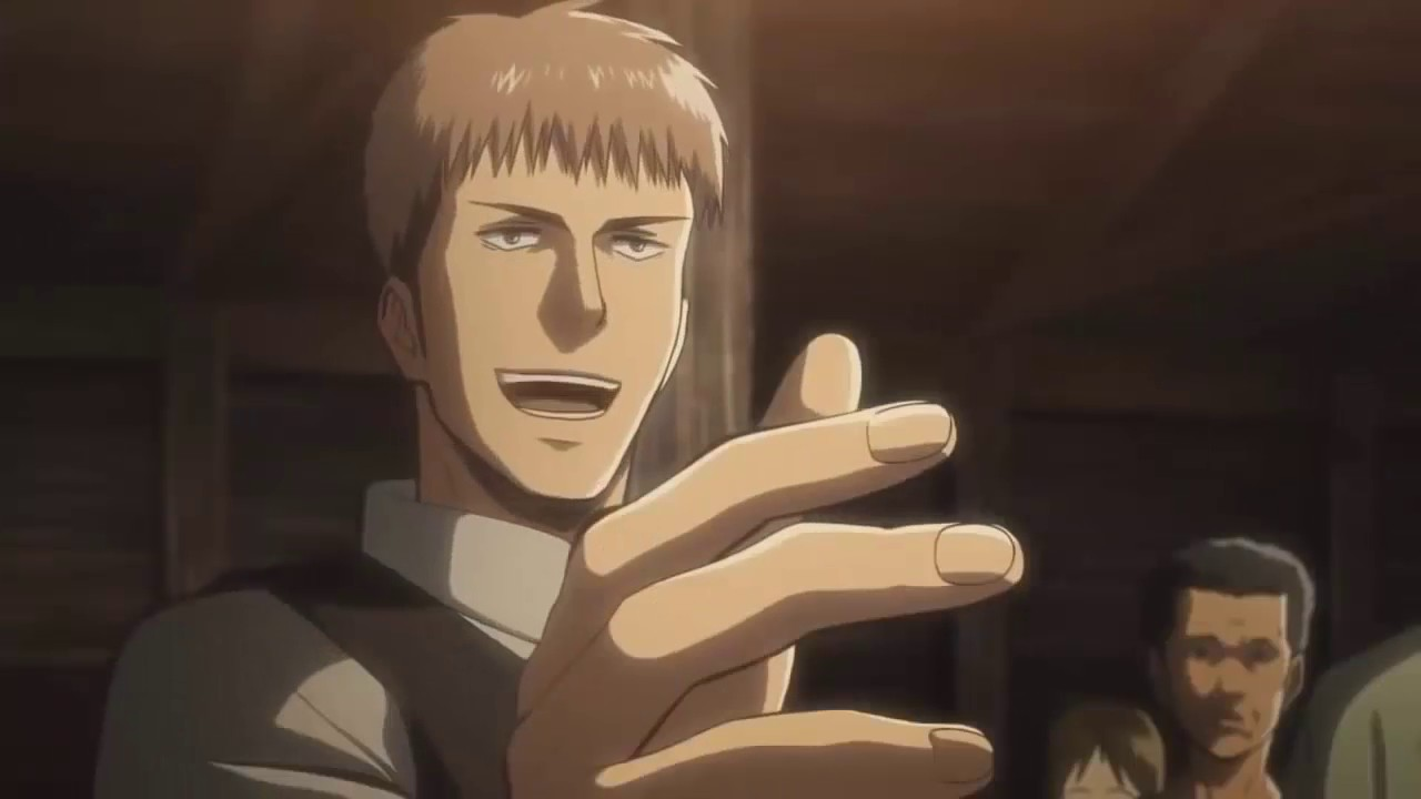 Attack On Titan Abridged - Jean Is Introduced - YouTube