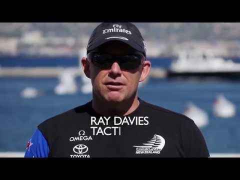 AC45 Crew: Ray Davies
