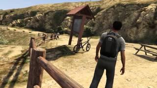 GTA V - Hikers Test Scene