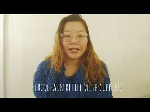 Fix Elbow Pain Fast with Cupping