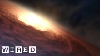 Massive Black Holes Whip Dark Matter Into A Frenzy | WIRED Science