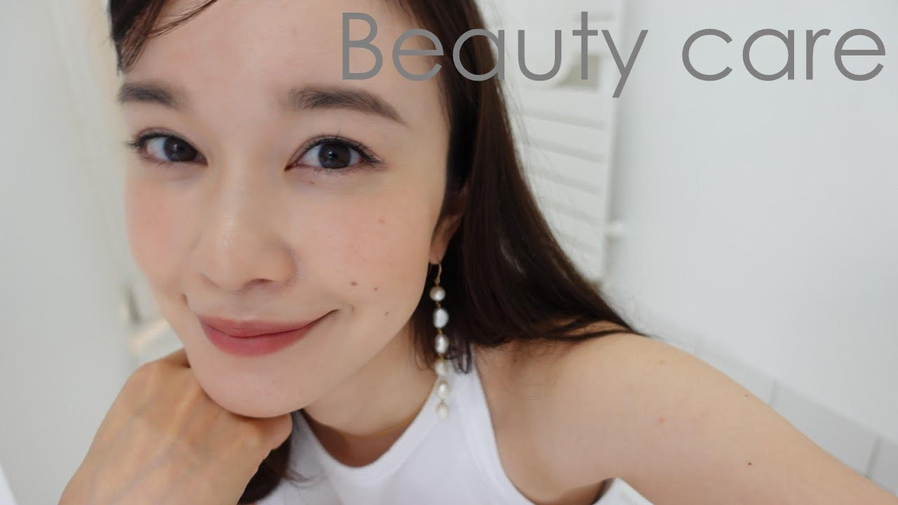 【Mom in Paris】Beauty care in my early thirties