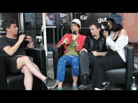 ByteFM bei der Pop-Kultur: Deerhoof