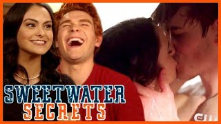 'Riverdale' Season 2: Camila & KJ Talk Varchie Shower Scene, Is **** Dead? | Sweetwater Secrets
