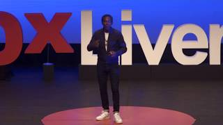 When all you need is a hug: personal experiences of the UK care system | Lemn Sissay | TEDxLiverpool