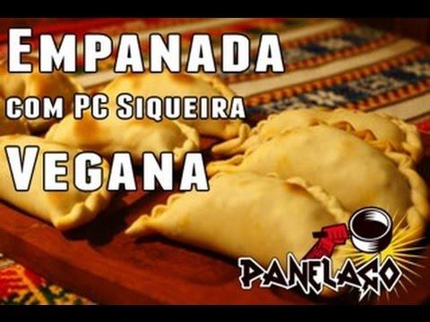 Panelaço Com João Gordo - Empanadas Veganas Com PC Siqueira