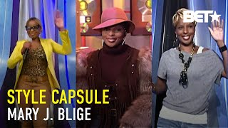 Mary J Blige Had Some Of Her Most Iconic Fashion Moments On 106 & Park    Style Capsule