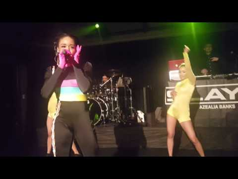 Azealia Banks - The Big Big Beat Live in San Francisco