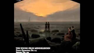 Mendelssohn: Piano Quartet 3 in B minor, I (Allegro molto)