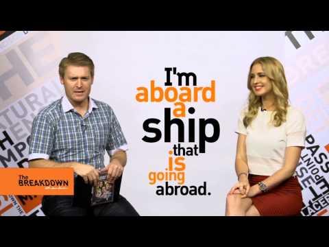 Aboard กับ Abroad ออกเสียงอย่างไร ตั้งใจเรียน ภาษาอังกฤษว่าอย่างไร