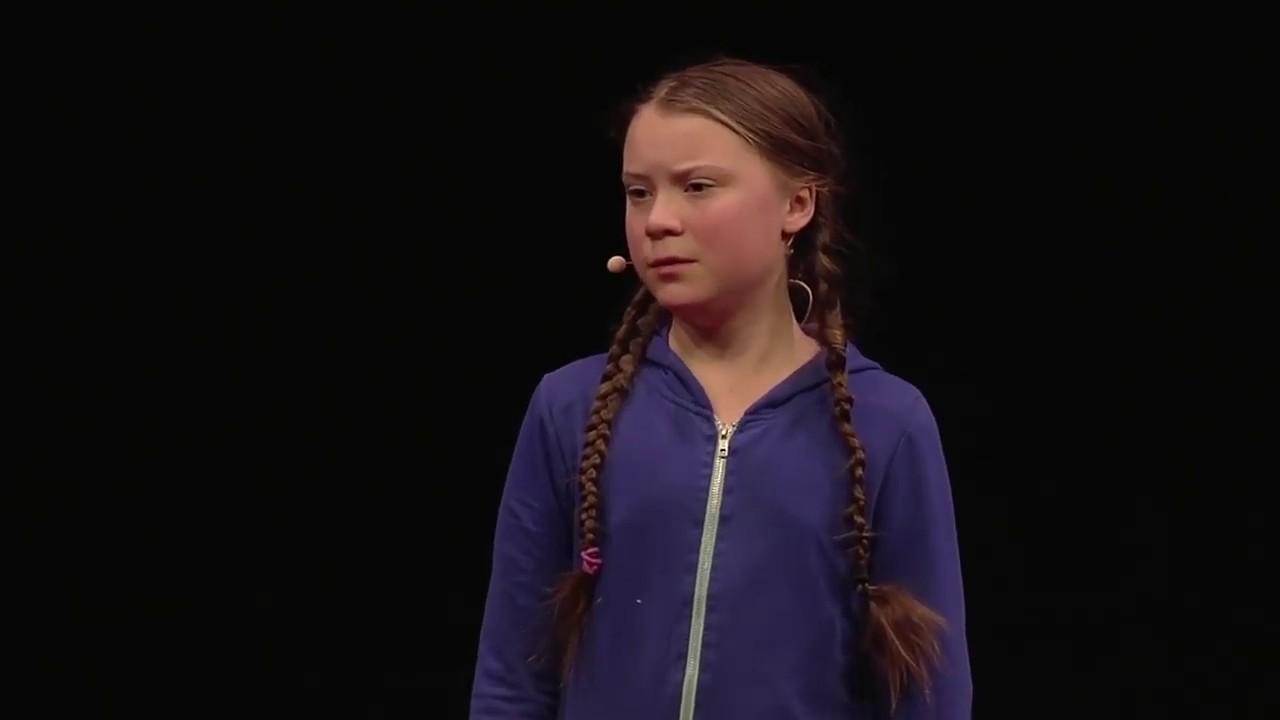 少女 ぐれ た 環境 世界中の中年男から嫌われるスウェーデン16歳少女グレタさんに強い味方 レオ様がサポートを宣言(木村正人)