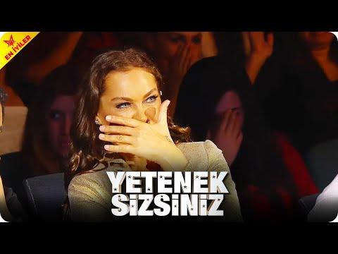 Hayrete Düşüren İlginç Gösteri 😵 | Yetenek Sizsiniz Türkiye