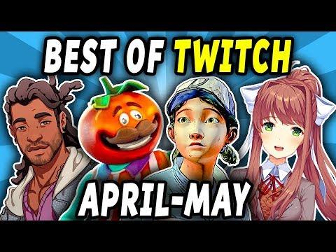 TOP REACT GAMING HIGHLIGHTS! | April/May 2018