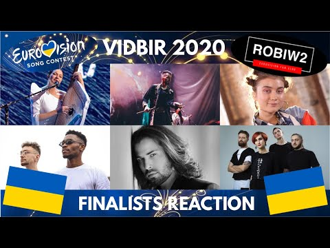[REACTION] ESC 2020