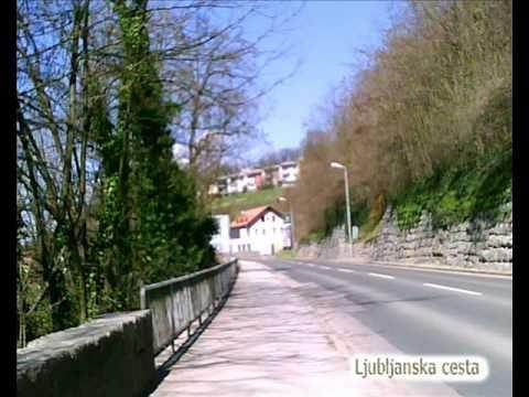 Street of Novo mesto-Slovenia, 2010