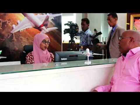 Fyl Emirates Oo Euro Africa Travel u Wikiilatay In ay Noqoto Wakiilka somalia iyo somaliland