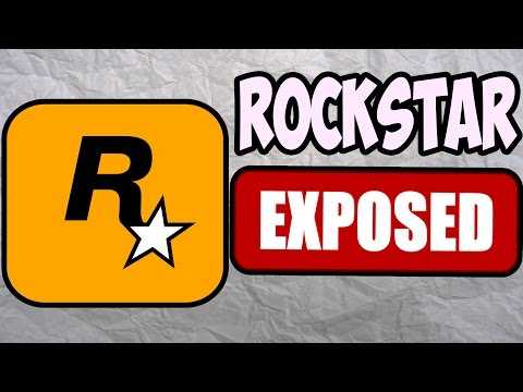 THE DIRTY TRUTH BEHIND ROCKSTAR GAMES - EXPOSED!
