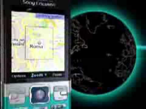 Sony Ericsson C702 - Demo Tour