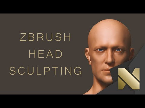 Zbrush Head Sculpting : Workflow Insight