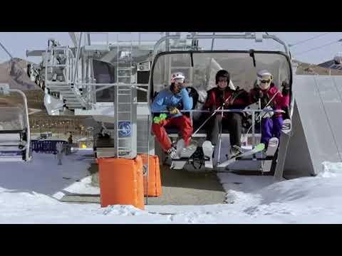 Шахдаг горнолыжный курорт. Shahdag Ski Resort