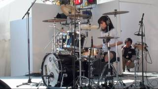 New Ground ( Tommy Igoe ) - drum cover by Senri Kawaguchi