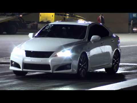 DV8ED Lexus IS-F Stock