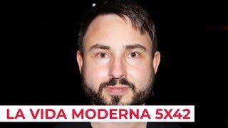 La Vida Moderna 5X42...es dejar tu nota de suicidio en un USB