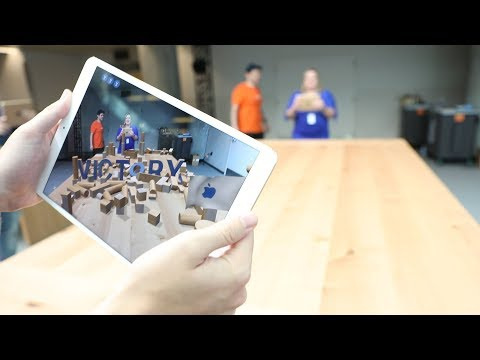Augmented Reality in an Ionic/Angular PWA | joshmorony - Learn Ionic