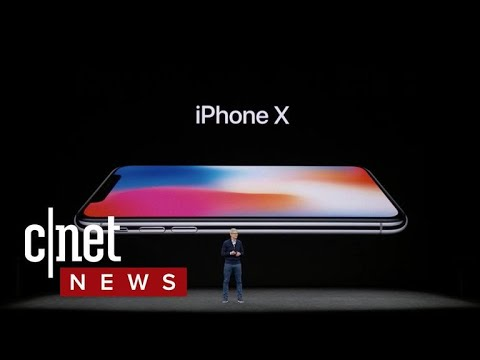 Download Youtube: Apple unveils iPhone X with Super Retina Display, FaceID (CNET News)