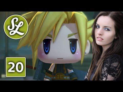 OMG CLOUD! | World of Final Fantasy Gameplay Walkthrough Part 20