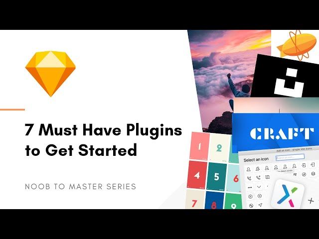 7 Must Have Plugins for Sketch - Sketch: Noob to Master, ep2