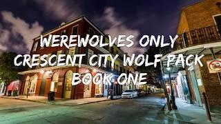 Werewolves Only Book Trailer