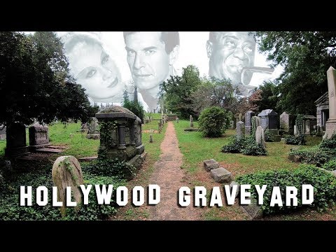 FAMOUS GRAVE TOUR - New York #2 (Mae West, Houdini, etc.)