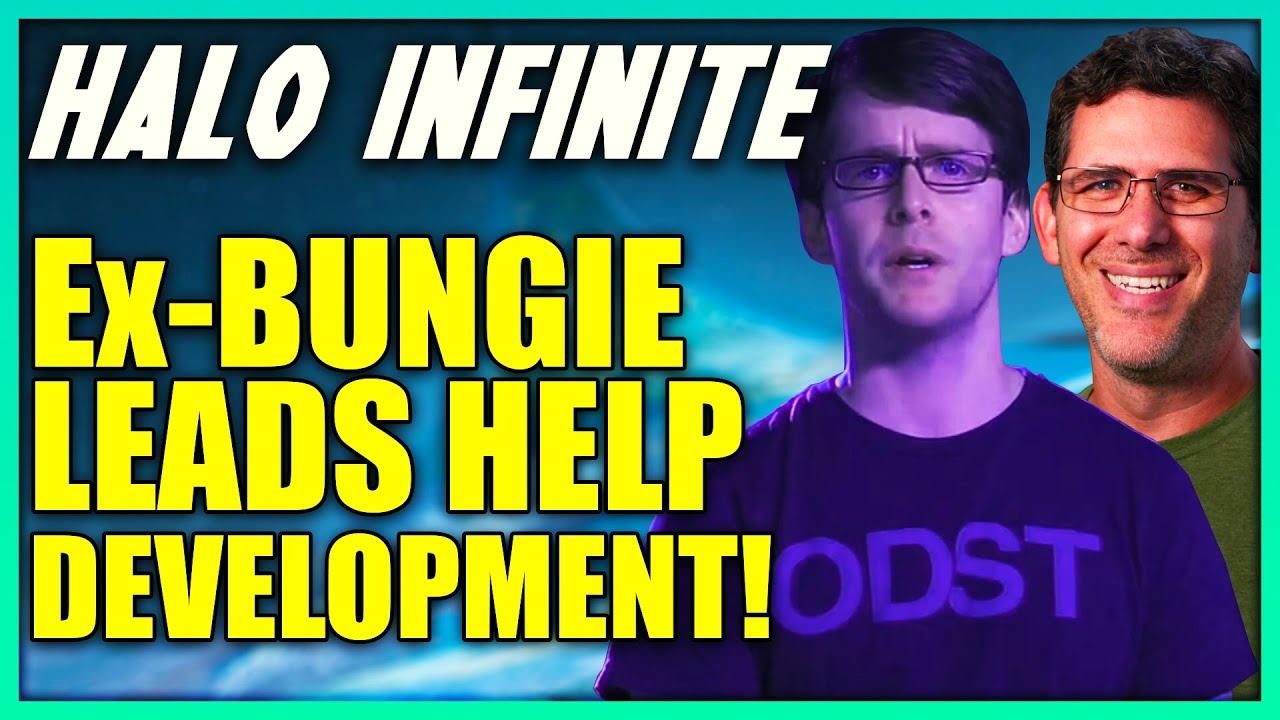 Ex Bungie Leads Now Working on Halo Infinite! Halo Infinite Campaign and Multiplayer News!