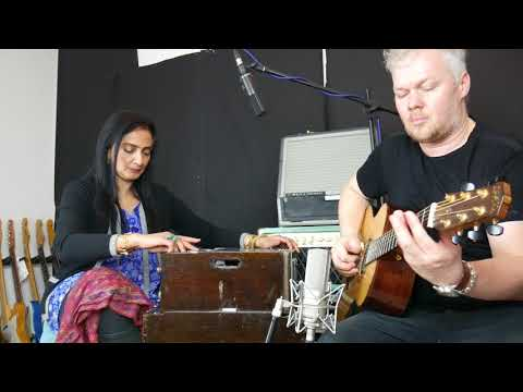 Najma Akhtar and Ramon Goose - No Mercy In This land - The Battle Of Evermore Jimmy Page Rober Plant