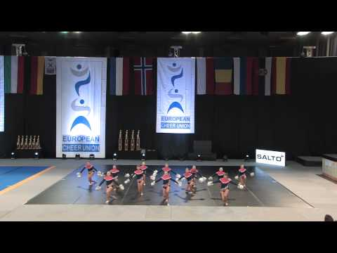 ECC 2015 - JFDT - Emotion (Helsinki Athletics Cheerleaders, FI)
