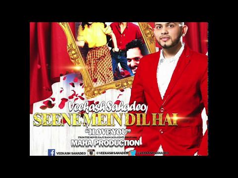 Veekash Sahadeo - Seene Mein Dil HaiI Love You [ Bollywood Remix ] 2017 [HD]