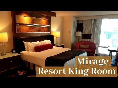 Mirage Las Vegas - Resort King Room