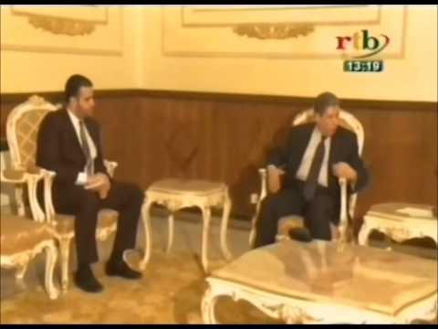 RTB / Echange entre le 1er Ministre et les Ambassadeurs du Maroc, de l'Egypte au Burkina