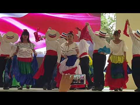 Costa Rica Traditional Dance