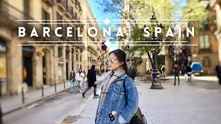 Travel Vlog: Jcnana x Barcelona 🇪🇸 巴塞隆納旅行日記