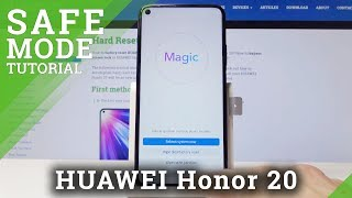 How to exit safe mode in any huawei videos / InfiniTube