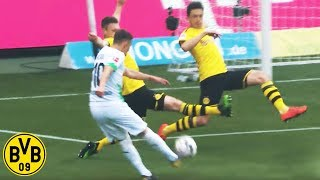 Bürki Wonder Saves, Weigl Tackle & More | Top 12 BVB Defensive Moves 2018/19
