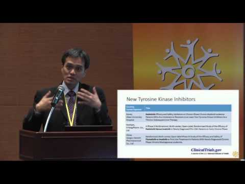 CML Clinical Trials: Dr Raymond Wong   Rising Sun Meeting 2015