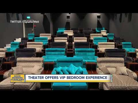 Bob Delmont - BEDS IN A MOVIE THEATER???