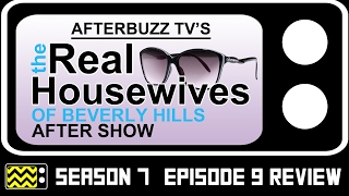 Real Housewives Of Beverly Hills Season 7 Episode 9 Review w/ Eden Sassoon | AfterBuzz TV