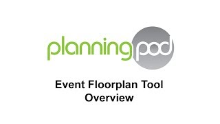 Event Floor Plan Software Overview - Planning Pod