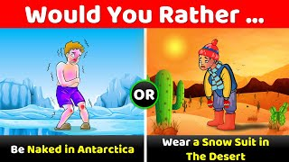 25 Hardest Choices Ever | Hard Questions | Challenges Questions | WYR | Mind Checker