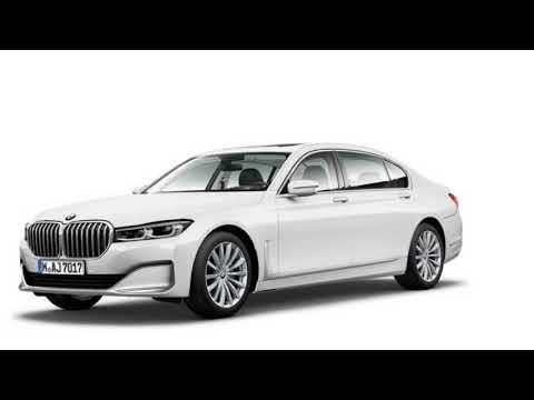 Luxury Interior New 2020 BMW 7-Series 750Li
