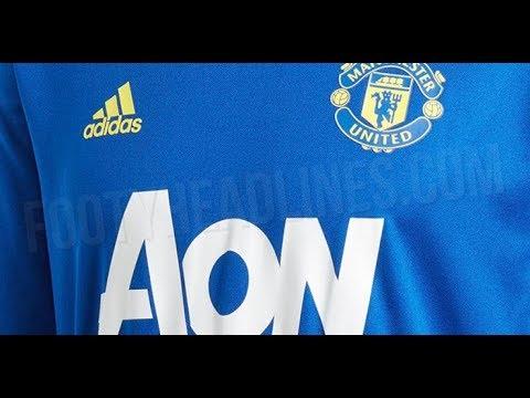 Manchester United 19 20 Training Kit Leaked Youtube
